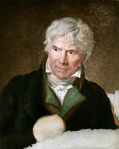 09. François-Louis Gounod, Portrait inachevé de Jean-Michel Moreau le Jeune, vers 1825