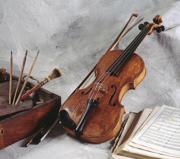 17. Le vrai Violon d'Ingres