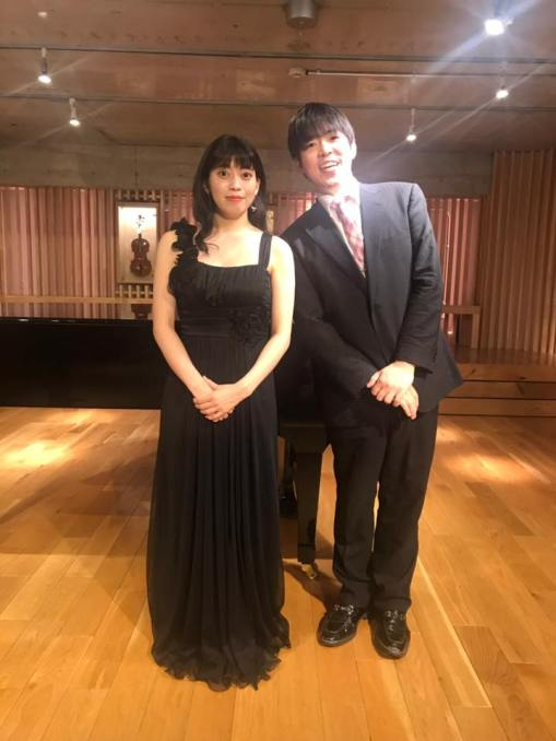 Fuyu Saito et Shota Ezaki