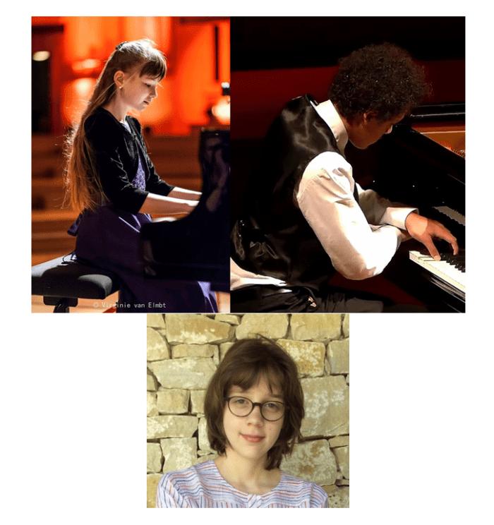 Récital Concours de piano de Liège a