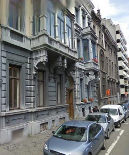 Conservatoire, Espace H Pousseur, rue Forgeur