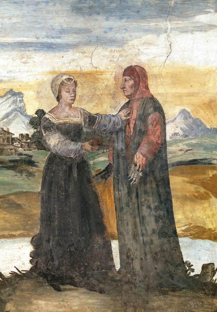 17. Pétrarque et Laure