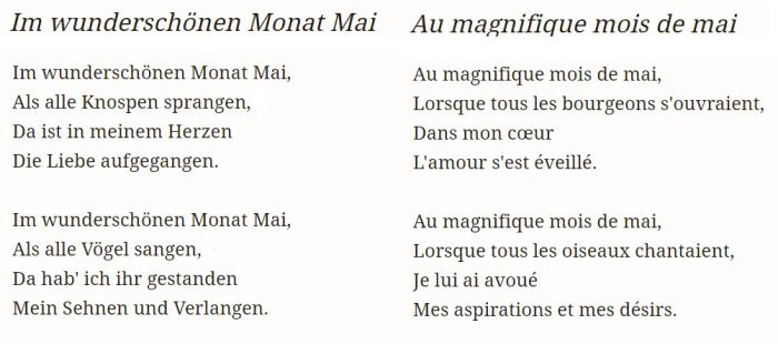 37b. Texte Schumann Im wunderschönen Monat Mai