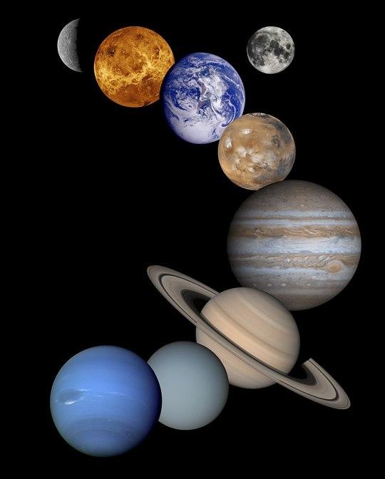 83e. Les Planètes du système solaire