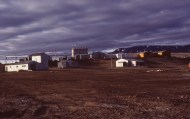 Eureka, station météo / weather station, Nunavut (Northwest territories then in 1983), 1983-08