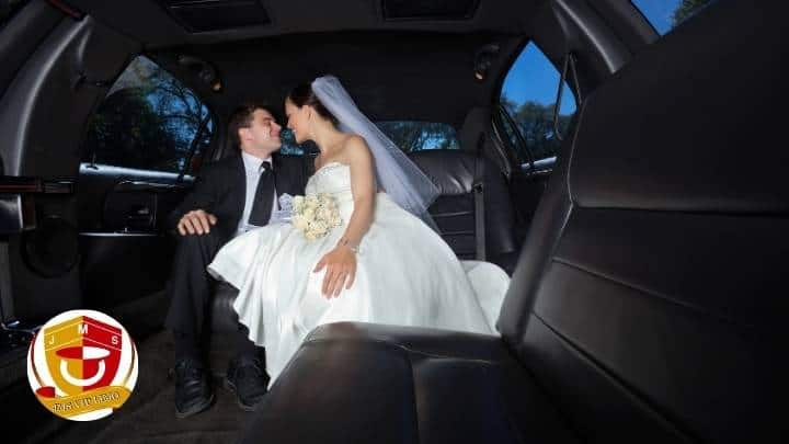 Best Wedding Limo Service in New Jersey