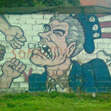 Imperialismo, por Erick Cleves Kristensen CC by 2.0