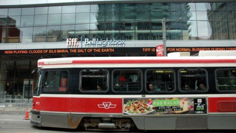 TIFF Bell Lightbox, en Toronto