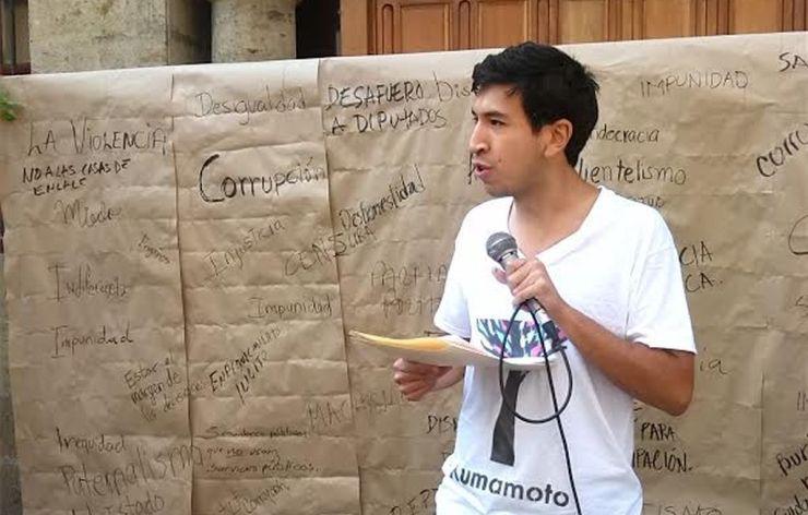 Pedro Kumamoto, foto de Notisistema