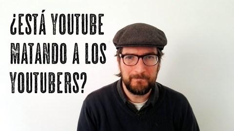 Youtube vs youtubers. Un análisis de José Miguel Tomasena, de Observatorio de Booktube