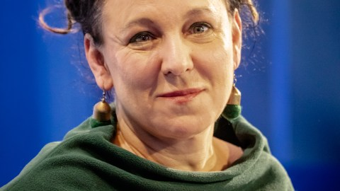 Olga Tokarczuk, premio Nobel de Literatura 2018.