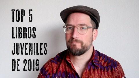 Mejores libros juveniles de 2019, por José Miguel Tomasena