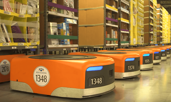 Amazon Delivery Robots e-Commerce