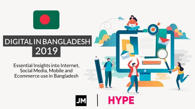 Digital Stats and Data in Bangladesh 2019 - What It Means