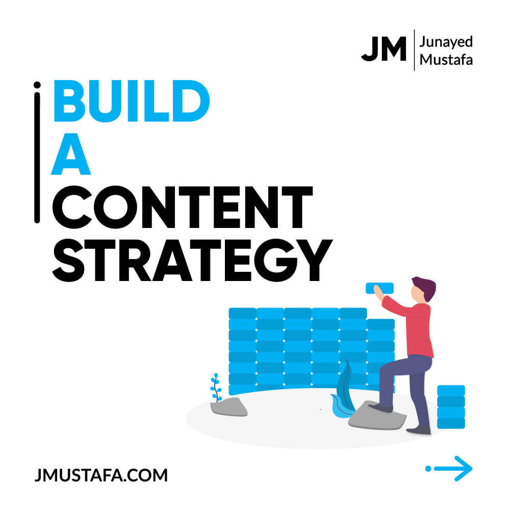 Build a content strategy