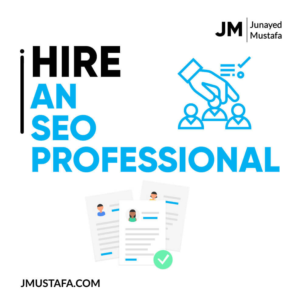 Hire a SEO Expert and Professional