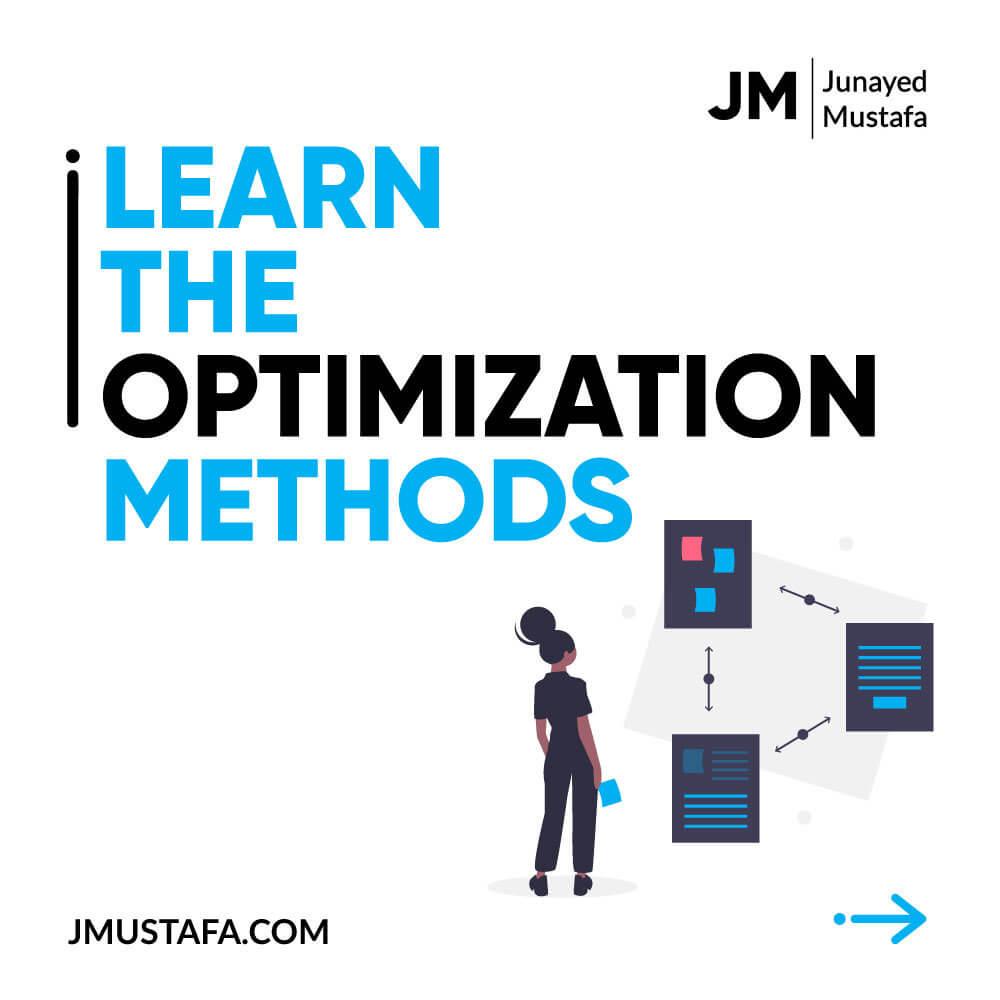 Learn the SEO Optimization Methods