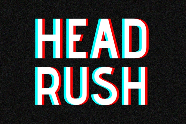 HeadRush Band Identity
