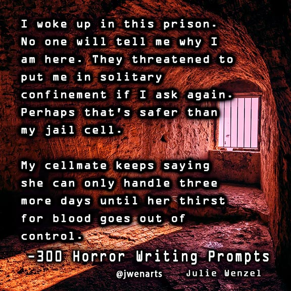 Image result for horror writing prompts
