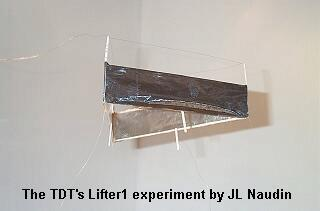 How to build and replicate yourself the Lifter1 Experiment