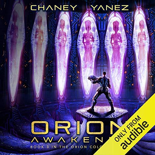 Orion Awakened Audiobook