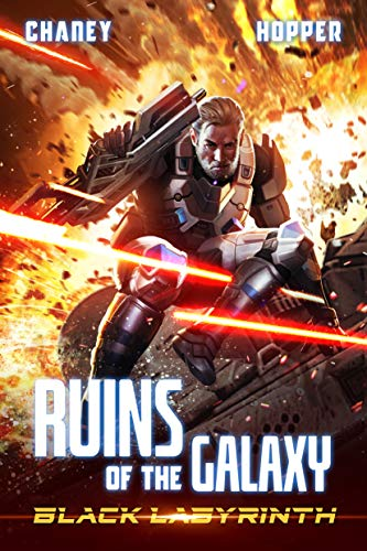 Ruins of the Galaxy Book 5: Black Labyrinth