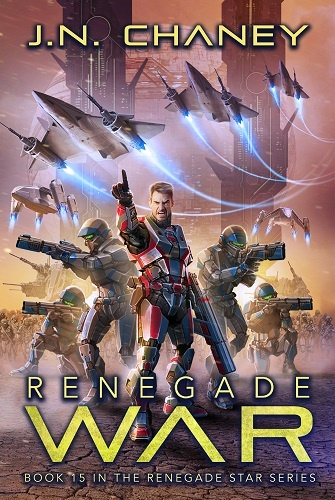 Renegade Star Book 15: Renegade War
