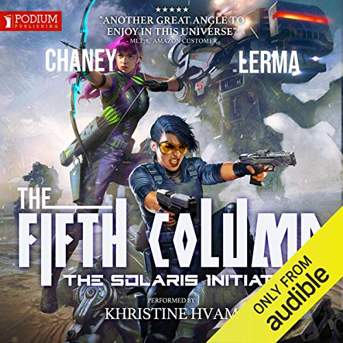 The Fifth Column: Audiobook 2 The Solaris Initiative