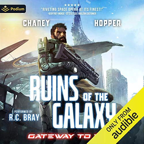 Ruins of the Galaxy Audiobook 3: Gateway to War