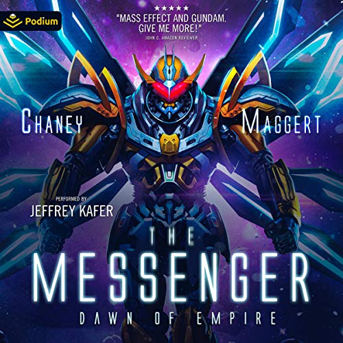 The Messenger Audiobook 5: Dawn of Empire