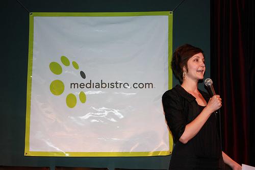 mediabistro's Carmen Scheidel