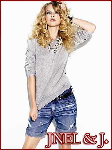 Taylor Swift -  Glamour Magazine August 2009 - Jnel & J. - 02