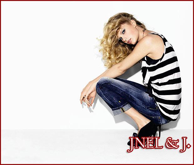 Taylor Swift -  Glamour Magazine August 2009 - Jnel & J. - 01