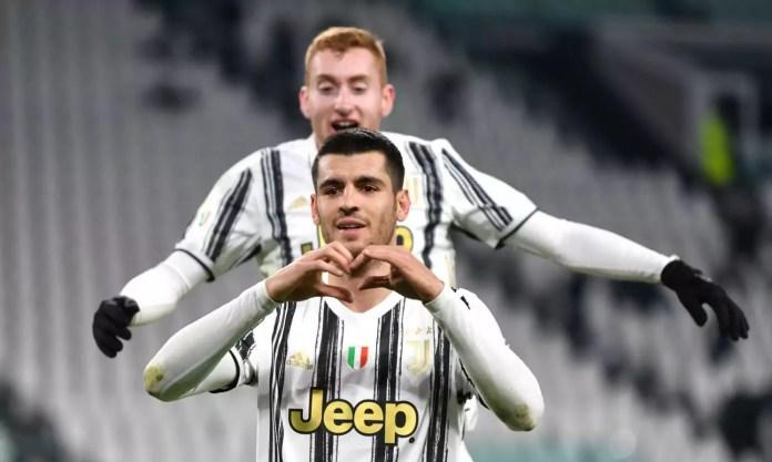 Juventus - Morata