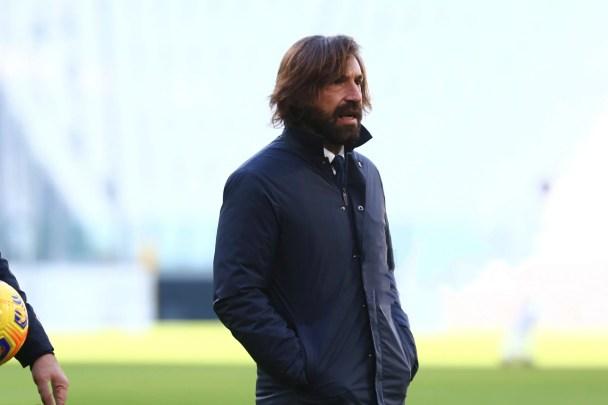 Andrea Pirlo Dino Zoff Juventus-Napoli
