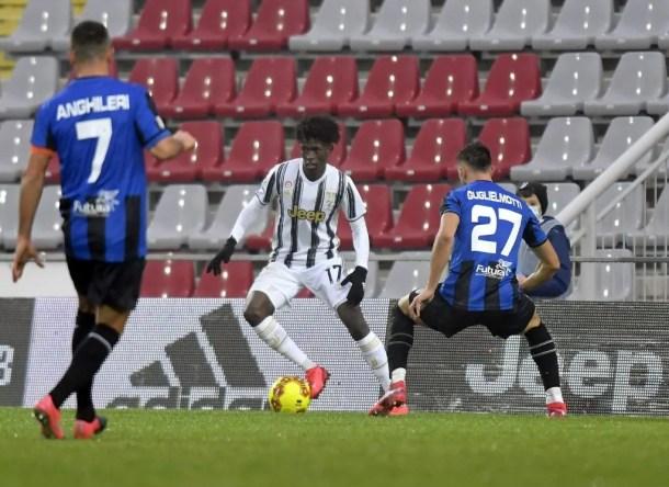 Felix Correia Juventus Under 23 Juventus U23