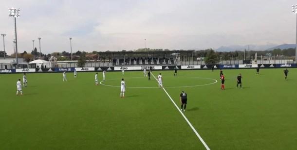 Juventus U19-Ascoli Miretti Barrenechea