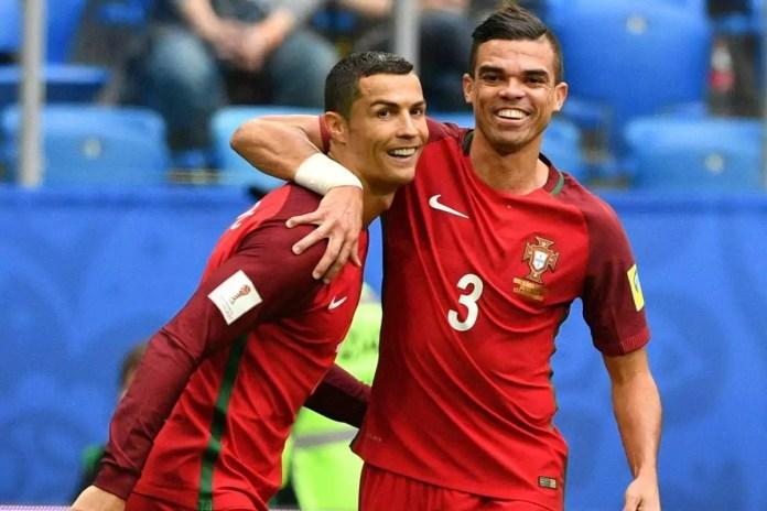 Ronaldo-Pepe