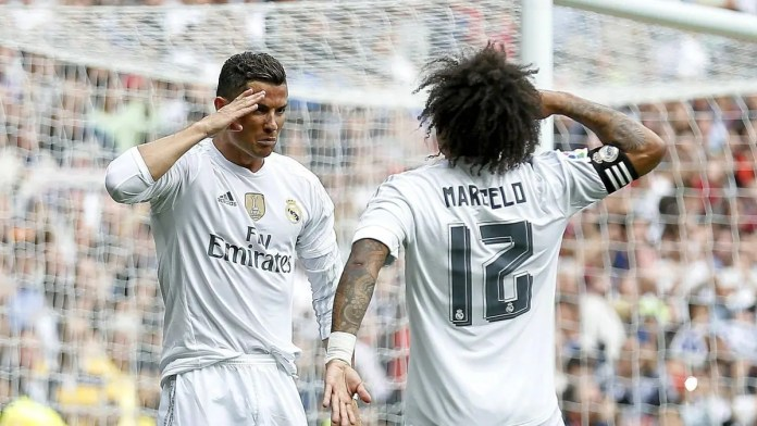 Ronaldo e Marcelo
