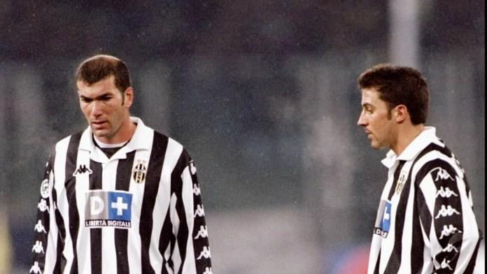 Zidane Del Piero
