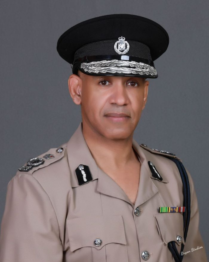 Image result for jamaica's police commissioner of police antony anderson