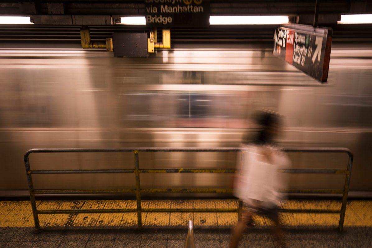 Serious Speed (New-York subway)