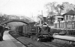 Locomotive Petite Ceinture