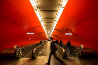 The Red Perspective, Paris