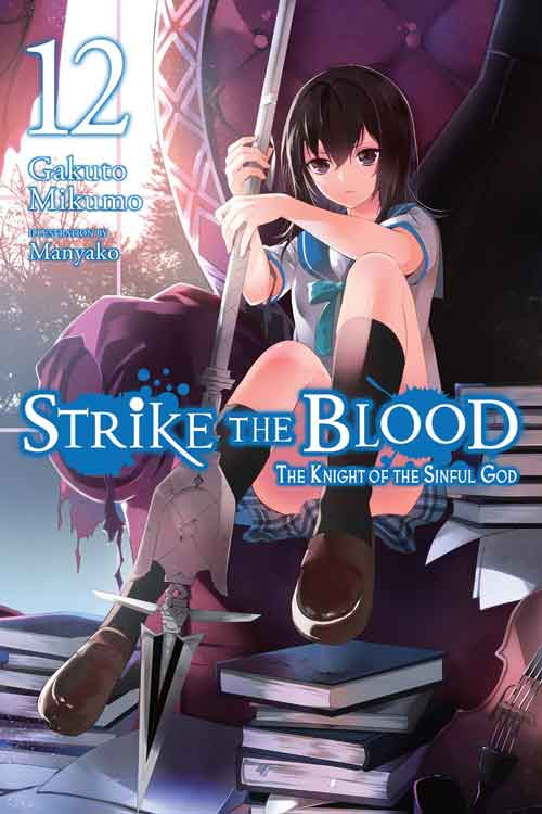 Download Strike the Blood volume 12 Pdf Light Novel