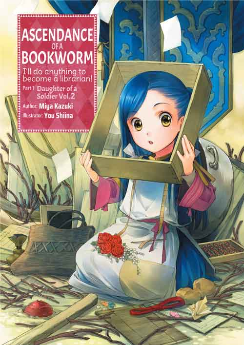 Ascendance of a Bookworm Light Novel Volume 2