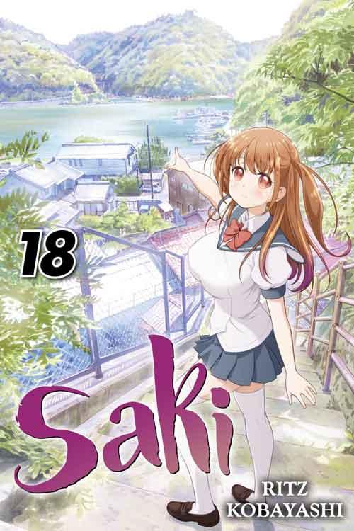 saki manga