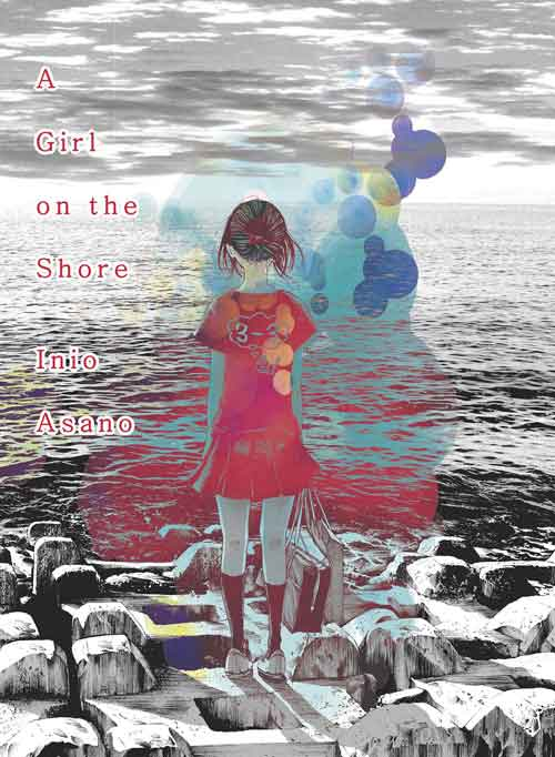 A Girl on the Shore manga cover