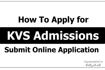 How-To-Apply-for-KVS-Admissions-2020-Submit-Online-Application