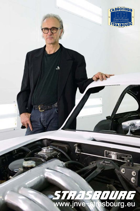 Maitre d'Art restaurateur de véhicules de collections